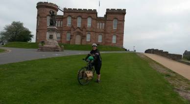 Day 1 Inverness Castle