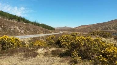 Day 1 Nearing Lochcarron