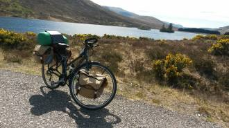Day 1 - Nearing Lochcarron
