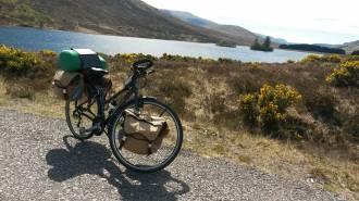 Day 1 - Nearing Lochcarron