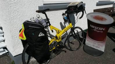 Day 3 Ians bike