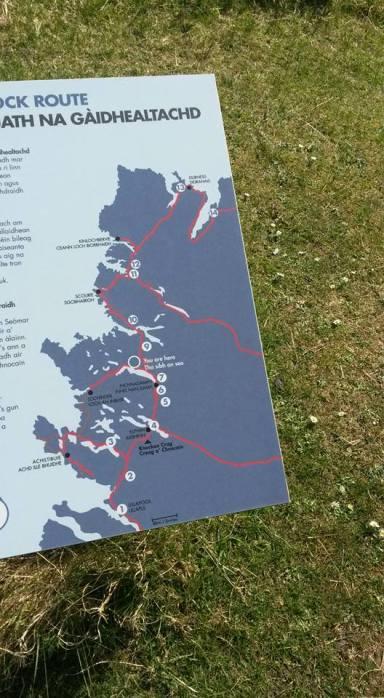 Day 4 Elphin (10) Map Inchnadam