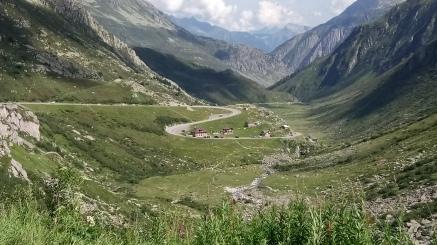 ALPS Gotthard Pass 1