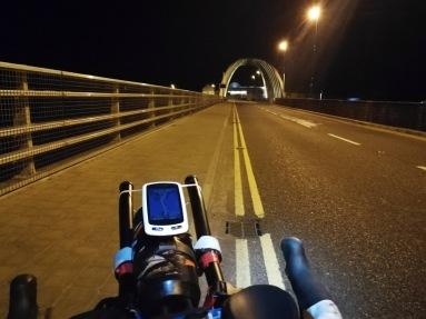 Race Day 6 - Achill Bridge