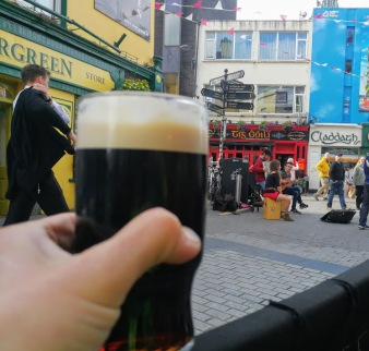 Race Day 9 - Galway 3 Guinness